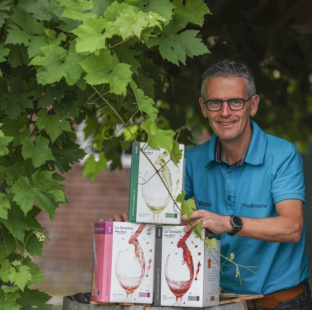Negen nieuwe Bag-in-Box wijnen