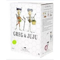 Greg&Juju Sauvignon / Terret Blanc 5 Liter