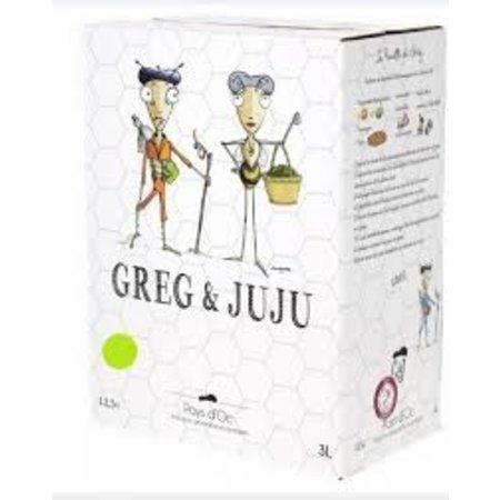 Domaine Preignes Le Vieux Greg&Juju Sauvignon / Terret Blanc 5 Liter