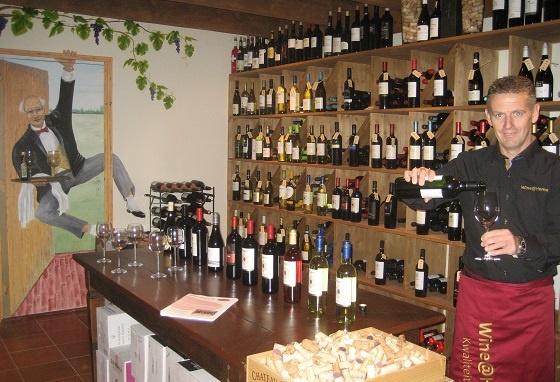 Online wijnproeverij op vrijdagavond 23 april 2021