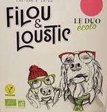 Domaine Preignes Le Vieux Filou & Loustic Rosé 2020 BIB 3L