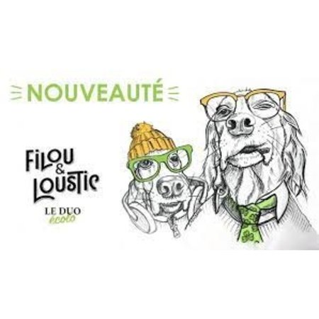 Domaine Preignes Le Vieux Filou & Loustic Rouge 2020 BIB 3L