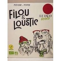 Filou & Loustic Rouge 2020 BIB 3L