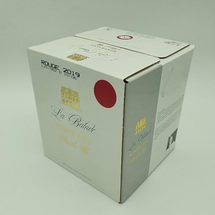 Steeds meer topwijnen in Bag in Box