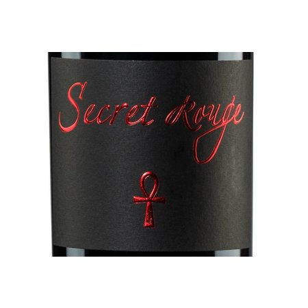 Alma Cersius Secret Rouge 2016
