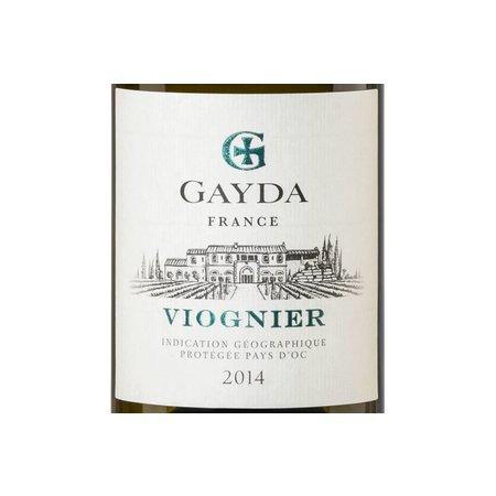 Domaine Gayda Gayda Cépage Viognier 2019
