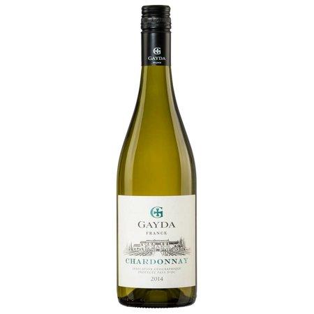Domaine Gayda Gayda Cépage Chardonnay 2018