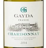 Domaine Gayda Gayda Cépage Chardonnay 2019