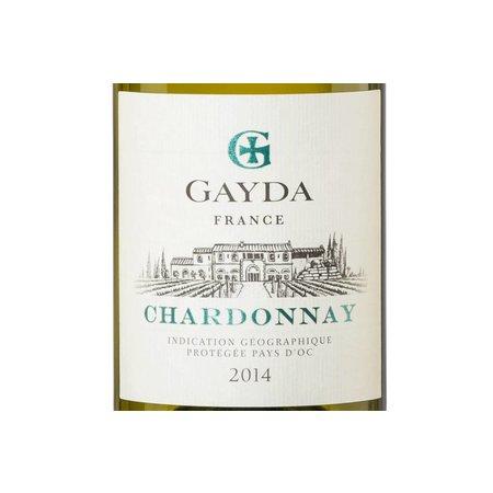 Domaine Gayda Gayda Cépage Chardonnay 2020