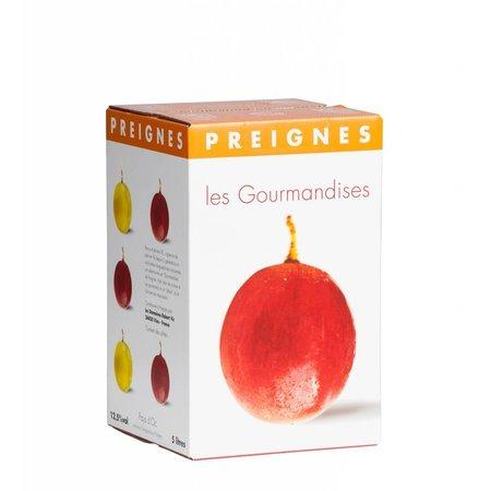Domaine Preignes Le Vieux Les Gourmandises Selection Blanc 5 liter