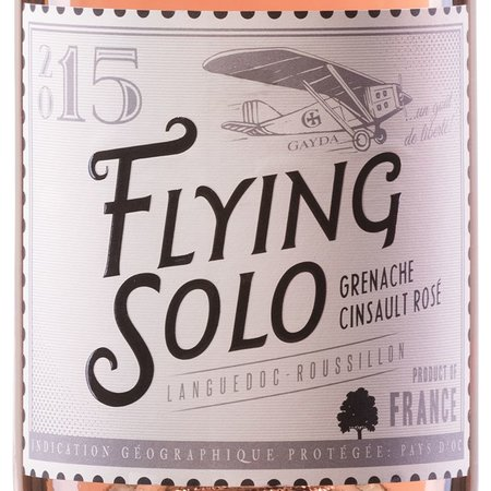 Domaine Gayda Gayda Flying Solo Rosé 2019