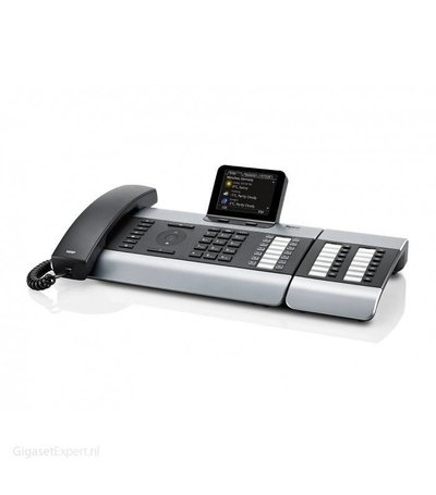 Gigaset ZY900 EXT, Black/Silver Expansion Pad DE900