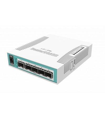 MikroTik Cloud Router Switch 106-1C-5S