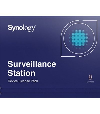 Synology Camera licentie 8 devices