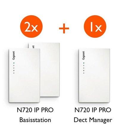Gigaset N720 starterkit