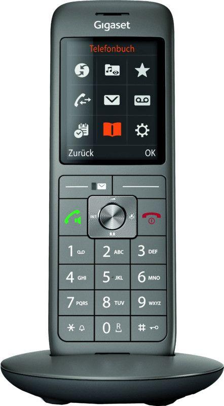 Gigaset CL660Hx, losse handset zwart DEMO