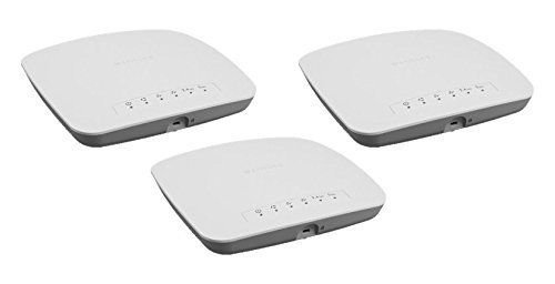Netgear 2PT AC WAVE 2 BUSINESS ACCESS POINT (pack of 3)