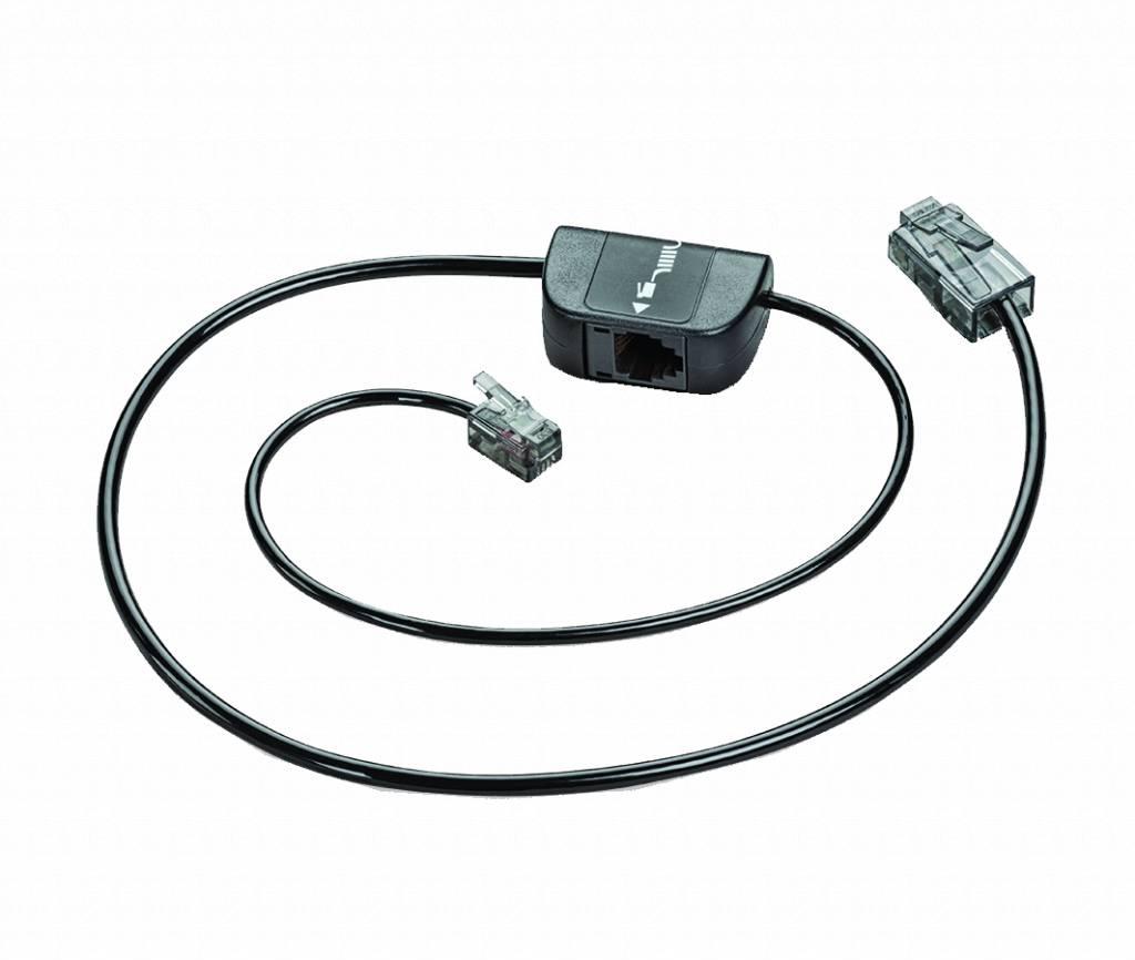 Plantronics Spare interface cable Savi/CS500