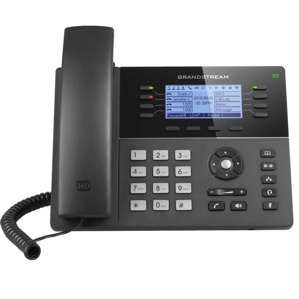 Grandstream GXP1760 IP deskphone
