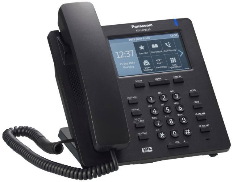 Panasonic HDV330 Black