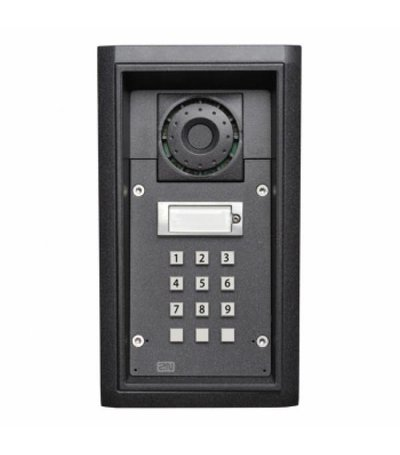 2N Helios IP Force 1 button+keypad