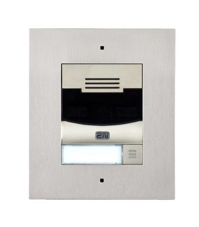 2N IP Solo Inbouw Flush Mount