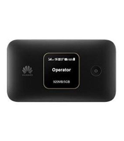 Huawei E5785Lh-22c CAT6 | 4G LTE-A MiFi | 300 Mbps | 3000 mAh | ZWART