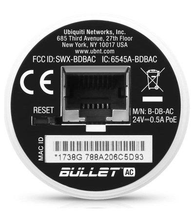 Ubiquiti Bullet AC, Dual Band Bullet AC