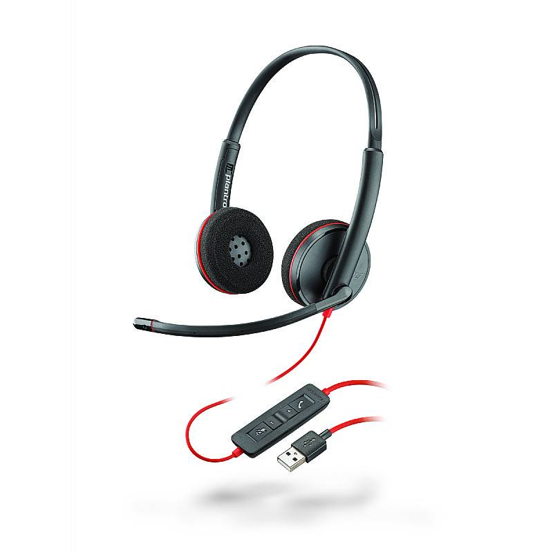 Plantronics Blackwire C3220 USB-A