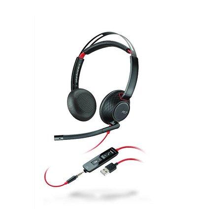 Plantronics Blackwire C5220 duo USB-A