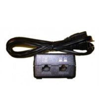 Mitel 48VDC ETHNT PWR ADPT 100-240V 802.3af