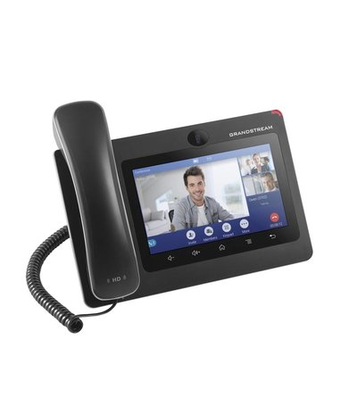 Grandstream GXV3370 Video IP phone featuring Android 7.0