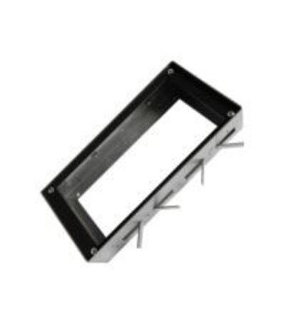 Advitronics Flush mount encloserbox 1, 1A, 9 PortaVision