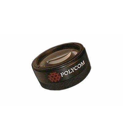 Polycom Eagleeye iv-4x wide angle lens. 85 degree field of view