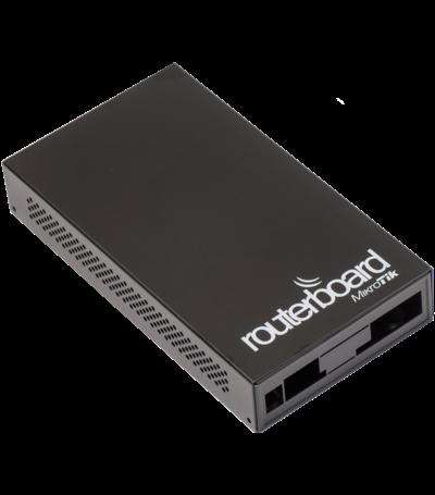 MikroTik RB433 case