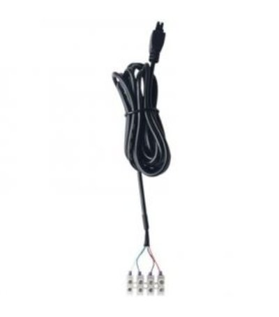 Teltonika 4 pin power cable with 4-way screw terminal