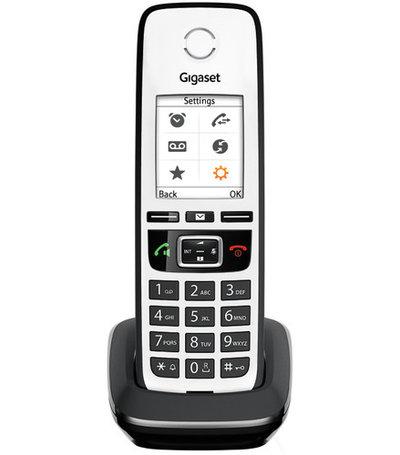 Gigaset A670A QUATTRO systeem met 4 handsets en antw. app.