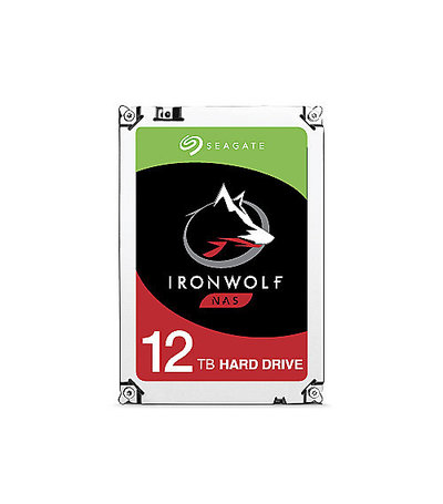 Seagate 12TB Guardian IronWolf NAS