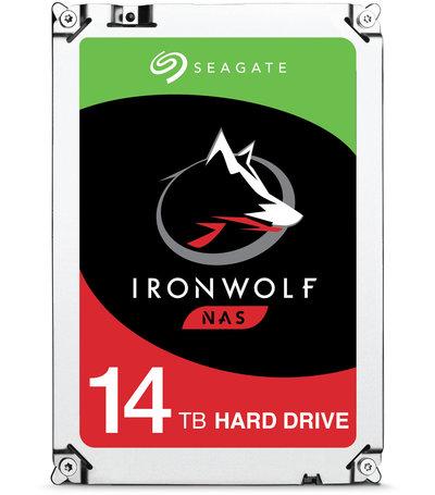 Seagate 14TB Guardian IronWolf NAS