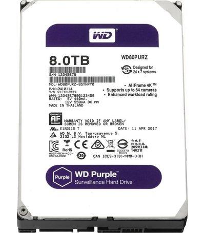 Western Digital WD 8TB SATA III 256MB