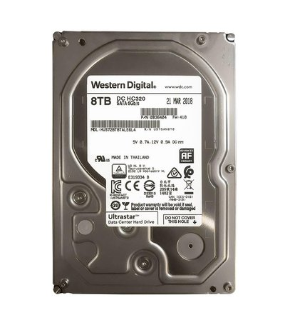 Western Digital WD 8TB Ultrastar