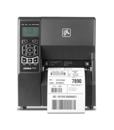 Zebra ZT230 - 203DPI - USB - Ethernet - Bluetooth