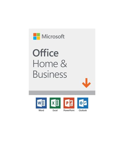Microsoft Office Home and Business 2019 - ESD - Meertalig