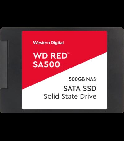 Western Digital 500GB WD RED SA500