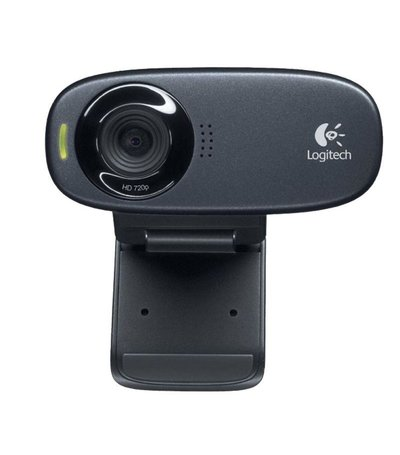 Logitech HD-Webcam C310 black retail