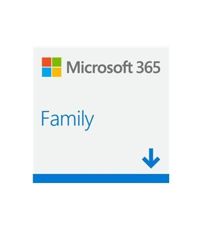 Microsoft Office 365 Family (voorheen 365 Home) - ESD