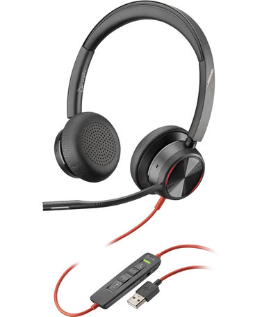 Plantronics Poly Blackwire 8225 USB-A