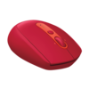 Logitech Mouse M590 red