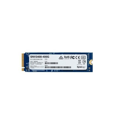 Synology 400GB  SSD M.2 2280 NVMe SNV3400-400G