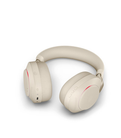 Jabra Evolve2 85 Link380a MS Stereo Beige